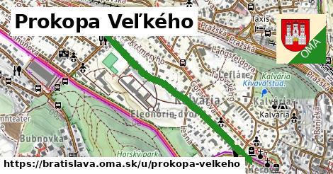 ilustrácia k Prokopa Veľkého, Bratislava - 1,03km