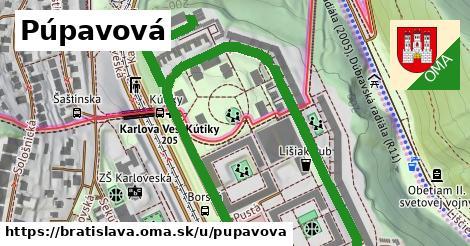 ilustrácia k Púpavová, Bratislava - 1,03km
