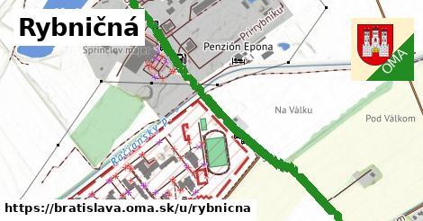 ilustrácia k Rybničná, Bratislava - 4,5km
