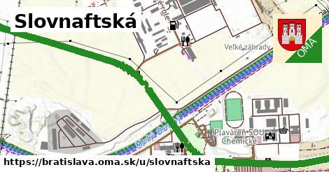 ilustrácia k Slovnaftská, Bratislava - 3,2km