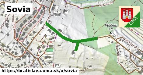 ilustrácia k Sovia, Bratislava - 356m