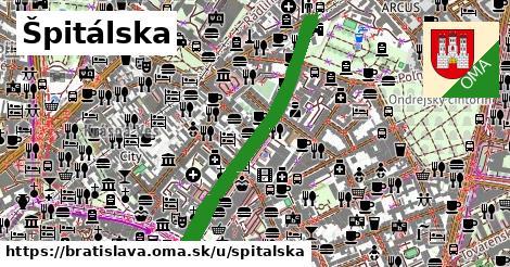 ilustrácia k Špitálska, Bratislava - 1,50km