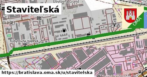 ilustrácia k Staviteľská, Bratislava - 3,3km