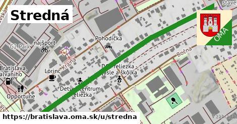ilustrácia k Stredná, Bratislava - 0,71km