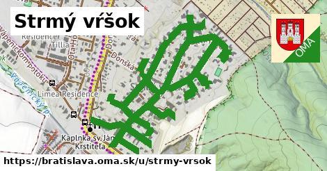 ilustrácia k Strmý vŕšok, Bratislava - 3,3km