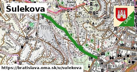 ilustrácia k Šulekova, Bratislava - 0,92km