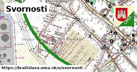 ilustrácia k Svornosti, Bratislava - 3,6km