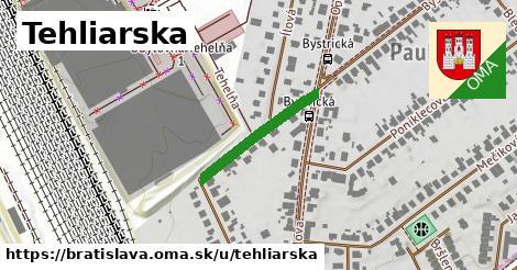 ilustrácia k Tehliarska, Bratislava - 217m