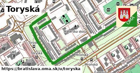 ilustrácia k Toryská, Bratislava - 0,92km