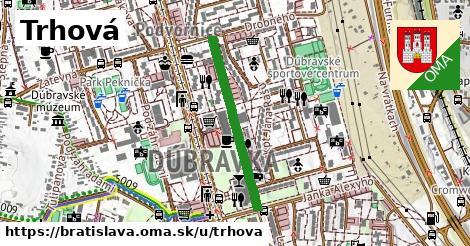 ilustrácia k Trhová, Bratislava - 573m