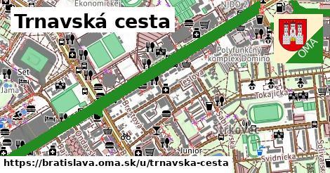 ilustrácia k Trnavská cesta, Bratislava - 5,7km