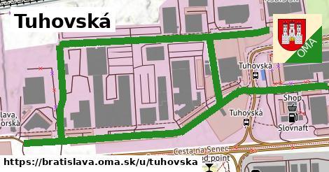 ilustračný obrázok k Tuhovská, Bratislava