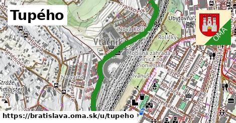 ilustrácia k Tupého, Bratislava - 1,72km