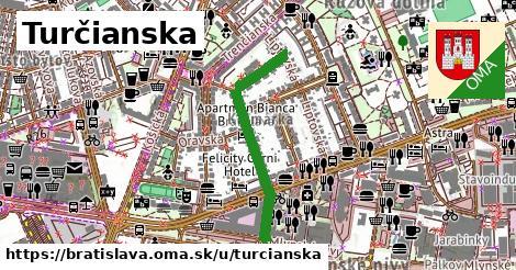 ilustrácia k Turčianska, Bratislava - 652m