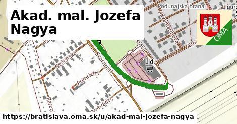 Akad. mal. Jozefa Nagya, Bratislava