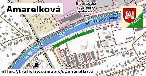 Amarelková, Bratislava