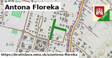 Antona Floreka, Bratislava