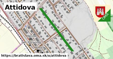 Attidova, Bratislava