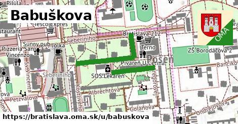 Babuškova, Bratislava