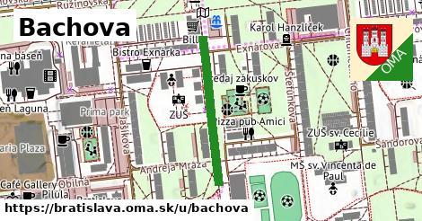 Bachova, Bratislava