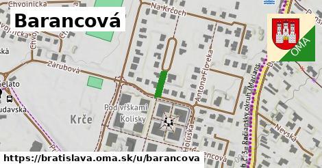 Barancová, Bratislava
