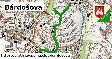 Bárdošova, Bratislava