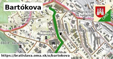 Bartókova, Bratislava