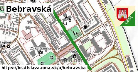Bebravská, Bratislava