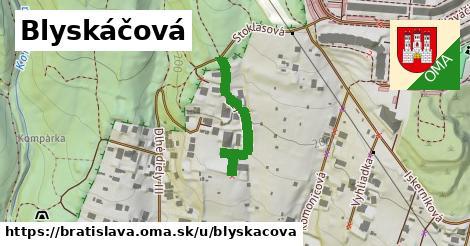 Blyskáčová, Bratislava