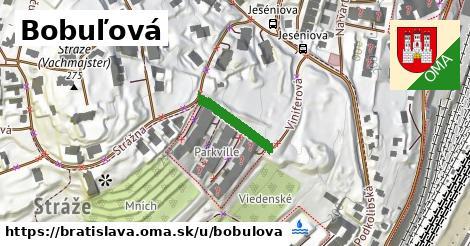 Bobuľová, Bratislava