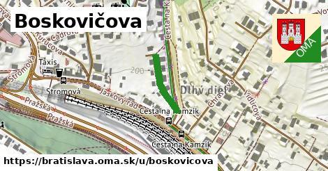 Boskovičova, Bratislava