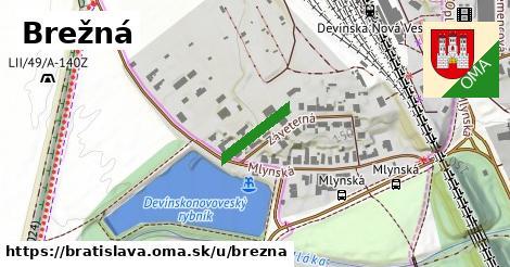 Brežná, Bratislava