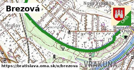 Brezová, Bratislava
