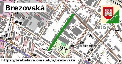 Brezovská, Bratislava
