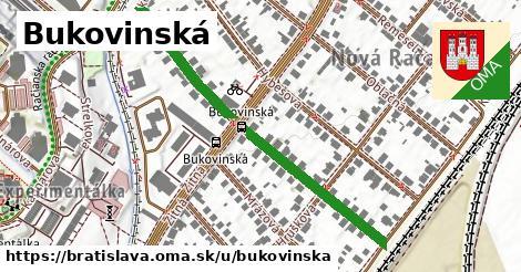 Bukovinská, Bratislava