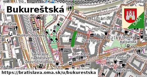 Bukureštská, Bratislava