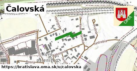 Čalovská, Bratislava