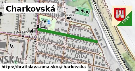 ilustrácia k Charkovská, Bratislava - 339m
