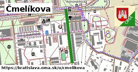 Čmelíkova, Bratislava