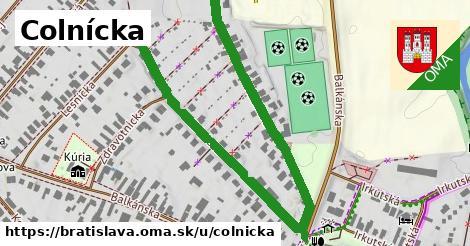 Colnícka, Bratislava