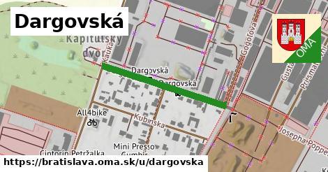 ilustrácia k Dargovská, Bratislava - 297m