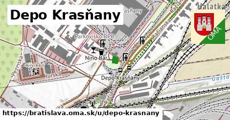 Depo Krasňany, Bratislava
