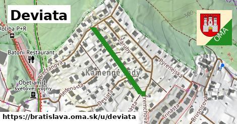 Deviata, Bratislava