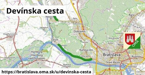 Devínska cesta, Bratislava