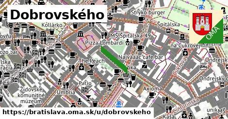 Dobrovského, Bratislava