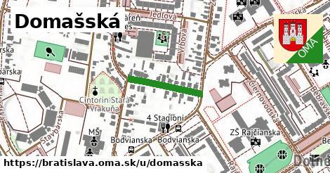 Domašská, Bratislava