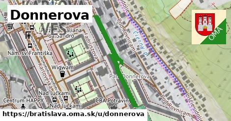 Donnerova, Bratislava