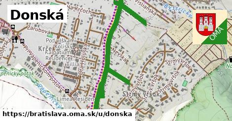 Donská, Bratislava