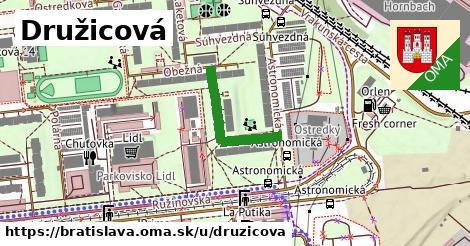 Družicová, Bratislava