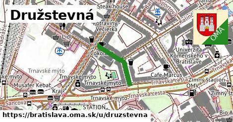 Družstevná, Bratislava